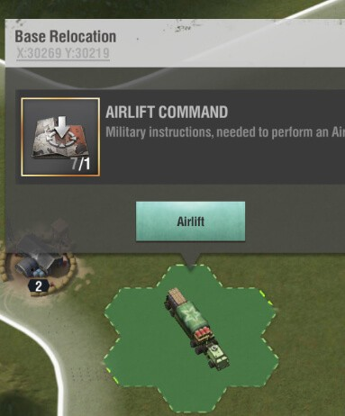 use airlift